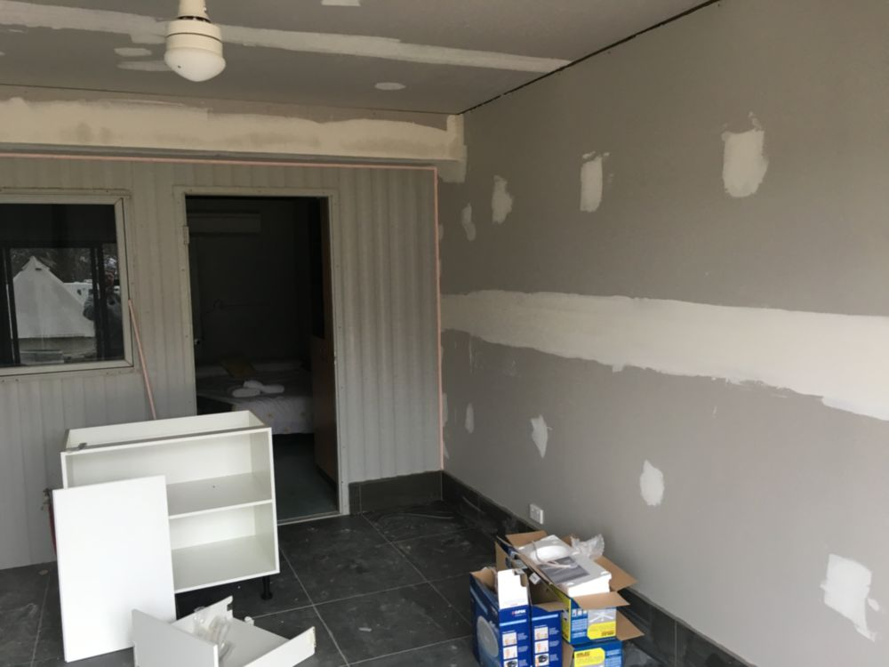 Inside - Current progress as at 27 March 2018